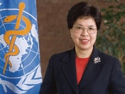 Generálna riaditeľka WHO Margaret Chan