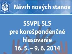 Návrh nových stanov SSVPL SLS