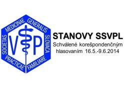 Nové stanovy SSVPL