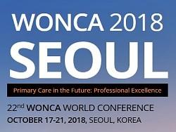 WONCA World konferencia 2018